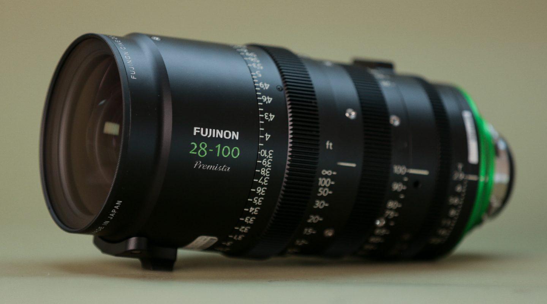 Fujinon 28-100 Premista